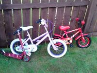 FREE KIDS BIKES AND SCOOTER