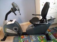KETTLER AXOS - Cycle R recumbent bike (brand new and assembled bike, was never used)