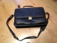 Business shoulder bag/laptop
