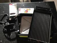Bodum table top electric hot plate / griddle £30
