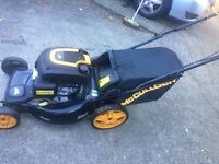 McCulloch M56-190AWFPX petrol variable speed self propelled lawnmower