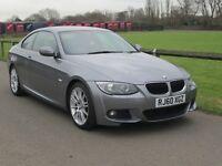 BMW 3 SERIES 2.0 320d M Sport 2door 181BHP