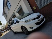 Toyota Yaris 1.3 White 5 door