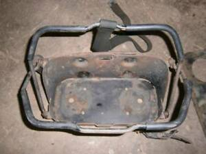 Army Style steel Jerry Can holder, suit 4x4 or trailer Shepparton Shepparton City Preview