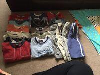 6-9 months boy bundle lots of next items