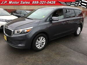 2016 Kia Sedona LX+, Automatic, Heated Seats, Back Up Camera, Th