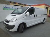 2013 vivaro top spec long wheel base uk van london van 2 day sale only £5750