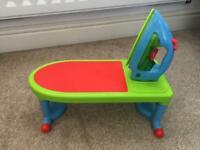 Toy Ironing Set
