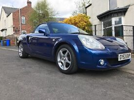 TOYOTA MR2 2003 FACELIFT IMMACULATE CONDITION SUMMER BARGAIN