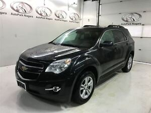 2014 Chevrolet Equinox LT / AWD /V6 / LEATHER /SUNROOF