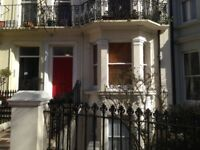 RENT FREE PERIOD AND NO AGENTS FEES 2 BED FLAT IN BRIGHTON KEMP TOWN OFFERED BY PRIVATE LANDLORD