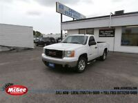 2007 GMC Sierra 1500 SLE Reg RWD - V8,  Pwr Windows, Locks, AC