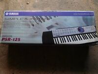 yamaha electric organ