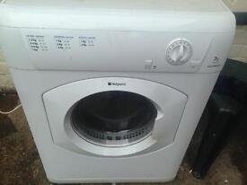 Hot point dryer