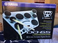 For Sale - Yamaha DD65 All in one Compact Digital Drum Kit