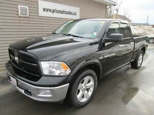 2012 Dodge Ram 1500 5.7L V8 - 4X4 - OUTDOORSMAN - REMOTE START!!