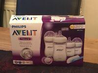 New Philips Avent Natural newborn starter set