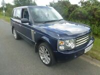 RANGE ROVER VOGUE TD6 AUTOMATIC, A REALL NICE LOOKING CAR
