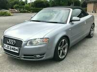 2008 Audi A4 3 Litre Convertible Quattro S-Line OFFERS WELCOME!!