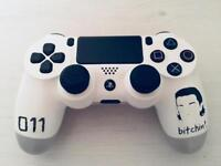 LIMITED EDITION - PS4 CONTROLLER - STRANGER THINGS, ELEVEN