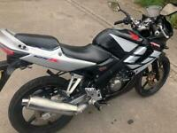 HONDA CBR 125 Full Mot Low Mileage