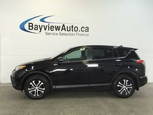2016 Toyota RAV4 LE- AWD! ECO MODE! A/C! BLUETOOTH! SPORT MODE!