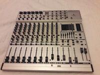 Behringer Mixer Eurorack MX1804X Great Condition
