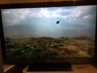Sony 40 inch hd tv