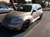 2005 55 reg CHRYSLER PT CRUISER 2.2 CRDI LIMITED FULL LEATHER HEATED SEATS