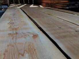 Douglas Fir & European Larch Timber Cladding / Floorboards & Beams