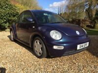 VW Beetle 2.0L ONLY 1 LADY OWNER