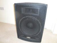 KAM ZP15 Passive Speakers (Pair) - 200 Watts