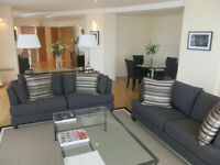 stylish and beautifully two-bedroom penthouse