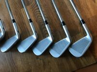 Ping i blade irons 4-PW excellent condition!,final reduction,must go today!