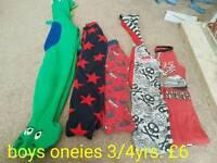3/4boys clothes