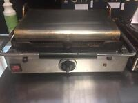 Parry commercial panini grill