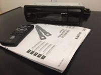 Sony DSX-A40UI USB Car Radio