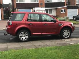 Landrover freelander 2 hse. Open to sensible/realistic offers .