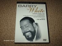 barry white dvd