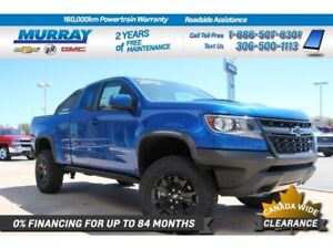 2018 Chevrolet Colorado ZR2 Extended Cab *REMOTE START,HEATED SE