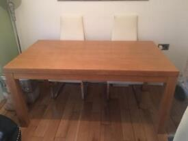 Table 6 seater