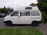 Volkswagen T4 Holdsworth Villa conversion