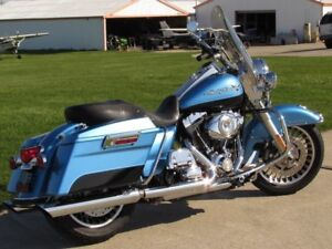 2011 Harley-Davidson FLHR Road King   Big 96  New Price $12,750