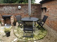 Short Term 1 or 2 bed holiday home Norwich Norfolk FF/inc all bills/garden/luxury self catering