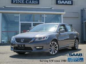2013 Honda Accord Sport One Owner 6 Spd. Manual No accidents