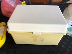Winnie the Pooh Bath Box