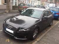!!!PCO LICENCED CAR FOR HIRE!!! AUDI A4 SALOON 2.0 TDI 61 REG