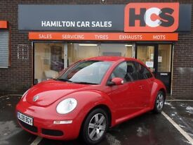 Volkswagen Beetle 1.6 Luna - 1 Year MOT, Warranty & AA Cover Included
