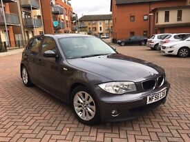 BMW 1 SERIES 2.0 118i SE 5dr AUTOMATIC