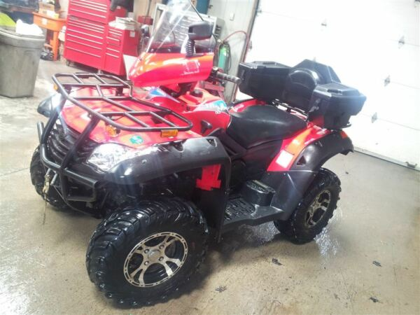 Used 2011 CFMOTO TRAIL TRACKER